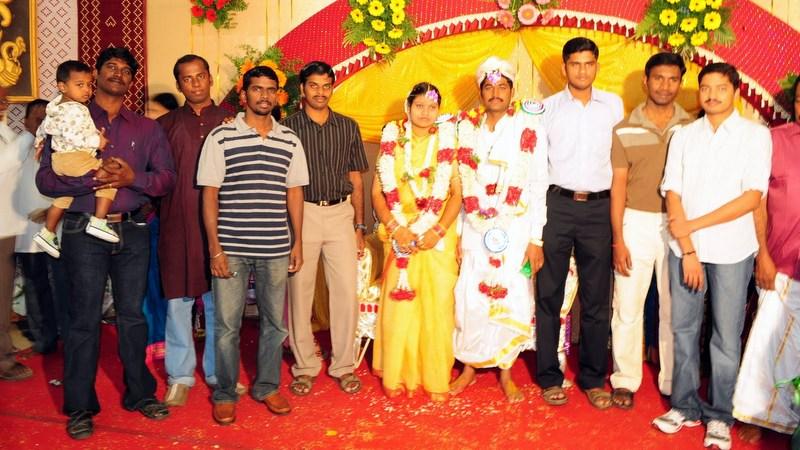 Anuraghavendran Marriage