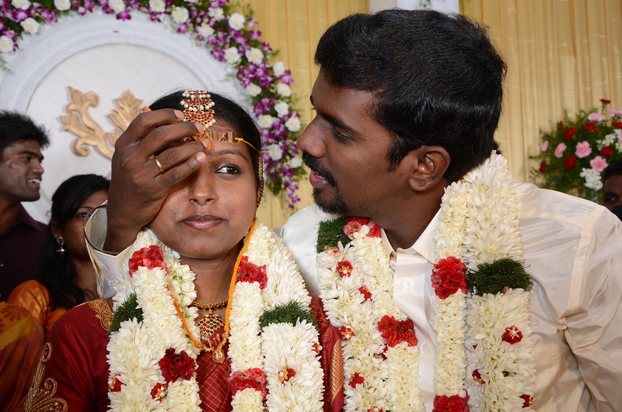 Sangavi and Premkumar Masilamani